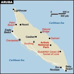 #aioutlet...Aruba??  Now, this is where I will be going
