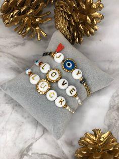 Friendship Bracelet Good Luck Bracelet Wishes Bracelet Love Wish Bracelets, Bracelets For Men, Handmade Bracelets, Beaded Bracelets, Handmade Items, Handmade Products, Handmade Gifts, Good Luck Bracelet, Lava Bracelet