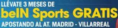 el forero jrvm y todos los bonos de deportes: william hill 3 meses gratis beIN CONNECT Atletico ...