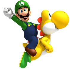 Images from New Super Mario Bros. Wii.