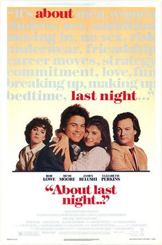 About Last Night (1988)