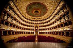 Teatro Regio Parma by Stefano Corrias on 500px