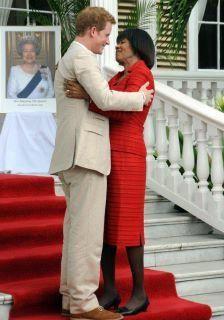 A Royal Jamaican Embrace. #jamaica.