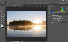 Beginners Guide to Photoshop CC 2015: The Basic Layout