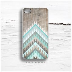 iPhone 6 Case iPhone 5C Case Wood Print iPhone 5s by HelloNutcase