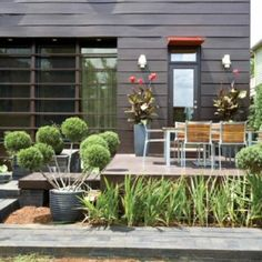 Awesome garden space. This is total inspiration for our landscaping/garden project.