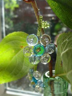 Earrings -flowers