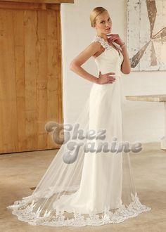 Boutique Chez Janine – Brautmode, Brautkleider und Festmode für Sie und Ihn - Vintage Boho Vintage, Boutique, Baggy Dresses, Marriage Dress, Evening Dresses