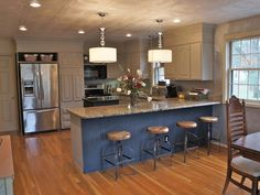 Kitchen Ceiling Makeover - Kitchen Makeover Ideas - Country Living