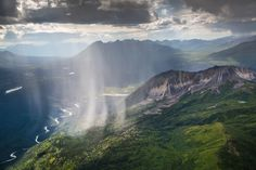 Rain in the Wrangell Mountains | Wrangell - St. Elias National Park & Preserve (pinned by haw-creek.com)