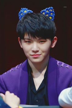 171112 #SEVENTEEN #Jihoon (#Woozi) @Mokdong fansign <3