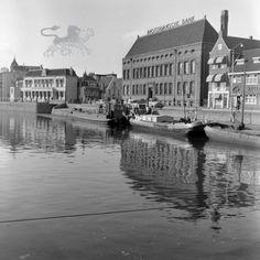 nieuweweg 1956 Historisch Centrum Leeuwarden - Beeldbank Leeuwarden