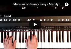 Piano Tutorials for Beginners - Easy Songs to Play on Piano - Piano Lessons for Beginners