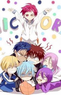 Chibi kuroko no basket Basketball Drawings, Kuroko's Basketball, Anime Chibi, Kawaii Anime, Manga Anime, Kise Kuroko, Akashi Seijuro, Kuroko No Basket Characters, Kiseki No Sedai