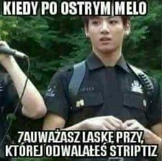 Ogólnie jak nazwa mówi, znajdziecie tu memy i ogólnie takie piękne zd… #losowo # Losowo # amreading # books # wattpad K Pop, Asian Meme, About Bts, Wtf Funny, Reaction Pictures, Bts Memes, Naruto, Humor, Boys