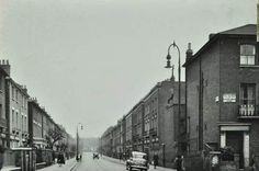 Patshull road NW5. Barnet, North London, Camden, Old Photos, Queens, Street View, Places, Old Pictures, Vintage Photos