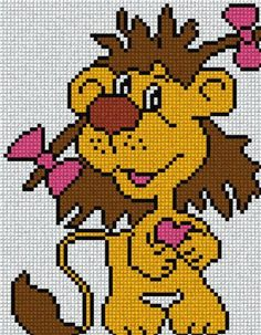 Photo Modern Cross Stitch Patterns, Cross Stitch Designs, Baby Dress Patterns, Cute Cross Stitch, Cat Crafts, Love Bugs, Plastic Canvas Patterns, Christmas Cross, Filet Crochet