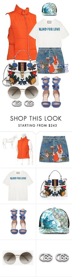 """""""AUBREE"""" by patigshively ❤ liked on Polyvore featuring Gucci, Valentino and Chloé"""