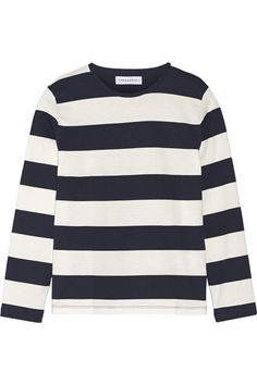 Striped: Top, Solid & Striped, Sailor Stripes, Classic Stripes, Summer Essential, Summer Style / Garance Doré