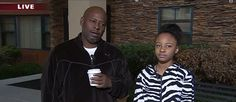 Carlos Pettigrew was in a parent-teacher conference on Wednesday when he got a call from his 13-year-old daughter telling him their Maryland house had caught fire.  Corbin Pettigrew called her father from a neighbor's house to tell him the news, but the phone died before she could assure him that she