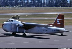 Photo taken at Brisbane (- Eagle Farm) (BNE / YBBN) in Queensland, Australia on November Commercial Plane, Commercial Aircraft, Aircraft Propeller, Cargo Aircraft, Air New Zealand, Cargo Airlines, Great British, Bristol, Fighter Jets