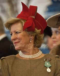 HM Queen Anne Marie of Greece