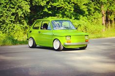 126 Fiat 500, Retro Cars, Vintage Cars, Because Race Car, Steyr, Custom Cars, Cars And Motorcycles, Race Cars, Cool Cars