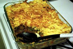 Shepard's Pie for St. Patrick's Day
