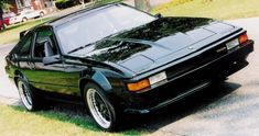 1986 Toyota Supra............a car I always wanted but never had
