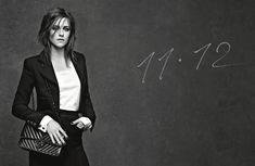 Kristen Stewart stars in Chanel's 11.12 handbag campaign for spring 2015. She previously starred in the brand's pre-fall 2014 advertisements.