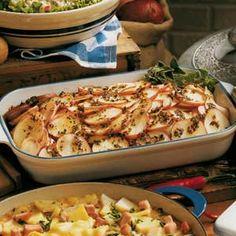 Wednesday Dinner Winner:  Spiced Potatoes