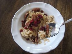 Not Mushy Oatmeal (Ultimate Recipe Swap: Whole Grains)