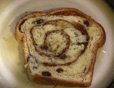 Worlds Best Cinnamon Raisin Bread Not Bread Machine) Recipe - Food.com: Food.com