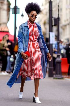 For us, shirtdresses are the one-and-done answer to our 9-to-5 lives. What about shirt dresses for winter? We have a few inventive layering tricks, too.