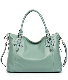 62e3f70def96 BOSTANTEN Women s Large Vintage Soft Leather Designer Handbags Tote Shoulder  Bags