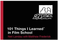 15 Crucial Filmmaking Lessons to Get You Going