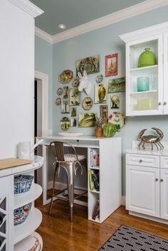 Weaver Design Group Nob Hill Apartment Kitchen