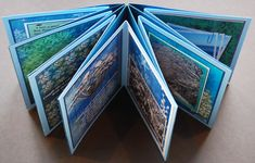 ScrapGirls Digital Scrapbooking: Hybrid Mini Star Album Tutorial