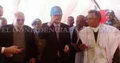 El Confidencial Saharaui. | Noticias del Sáhara Occidental y del mundo.: Ban Ki moon llega a Bir-Lehlu en el marco de su gi...