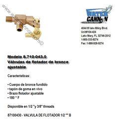 Modelo 8.710-043.0