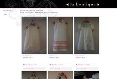 Web per les col·leccions de Dolors Munné | www.dolorsmunne.com/laboutique Boutique, The Originals, Boutiques
