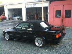 Bmw E30 Cabrio, Bmw E30 325, Bmw 325, Classic Sports Cars, Classic Cars, My Dream Car, Dream Cars, Bmw E30 Convertible, Bmw Sports Car