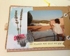 Olga Belichenco crafts: Mini álbum Scrap