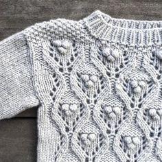 Knitting for Olive: CHUNKY LACE MY SIZE strikkeopskrift