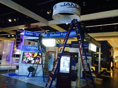 fancy Lowered Installation & Dismantle Rates for Global Gaming Expo 2015 in Las Vegas