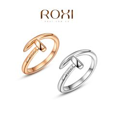 ROXI Brand Hot Sale Fashion Jewelry Women Elegant Jewelry Gold Plated Ring Womens Party Wedding Finger Rings for Women