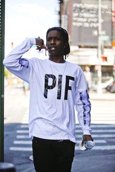 A$AP Rocky Fashion Style