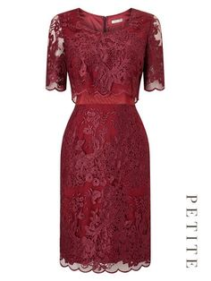 Discover Women's Dresses at John Lewis & Partners. Shop prom and evening dresses for a special occasion, or casual and work dresses for every day. Lace Dress With Sleeves, Long Sleeve Midi Dress, Lace Midi Dress, Maxi Dresses, Bridesmaid Dresses, Short Gowns, Red Cocktail Dress, Fashion Today, Ladies Fashion