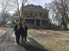 The Beall House! A Valentine's Idea