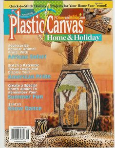 Plastic canvas homestyles baskets - Mly AgH - Álbuns da web do Picasa